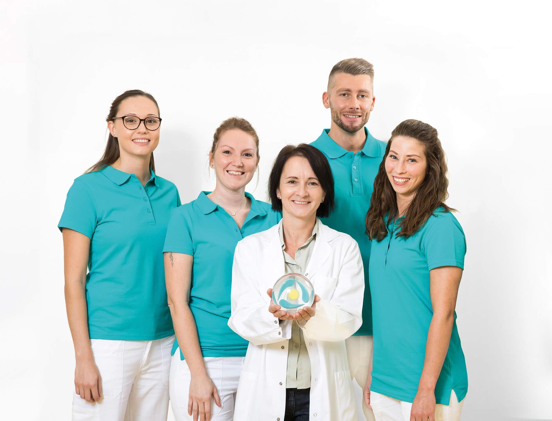 OptimaMed Team Ärzte Therapeuten